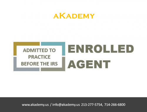 What is Enrolled Agent ?